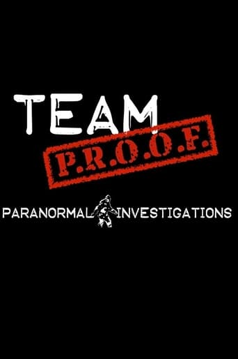 Poster of Team P.R.O.O.F.