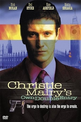 Poster of Christie Malry's Own Double-Entry