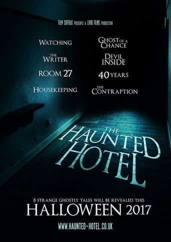 The Haunted Hotel Poster