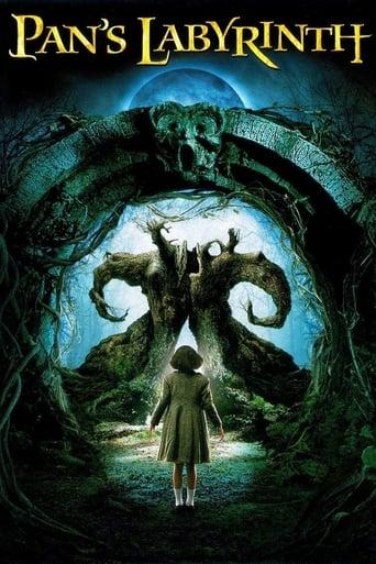 Poster Pan's Labyrinth