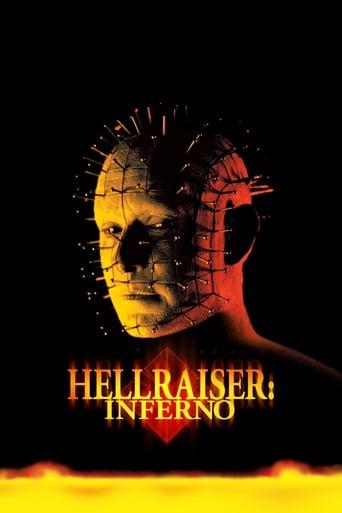 Hellraiser V: Inferno - Poster