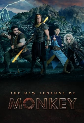 The New Legends of Monkey Poster