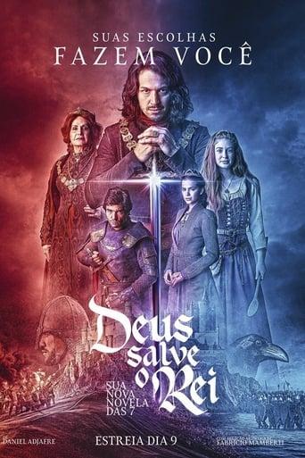 Poster of Deus Salve o Rei