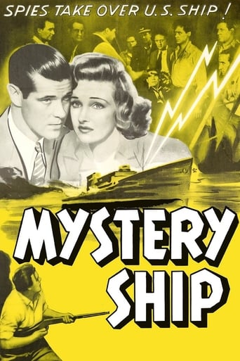 Poster of Mystery Ship