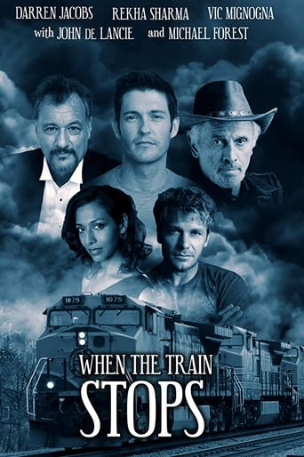 Poster of When the Train Stops