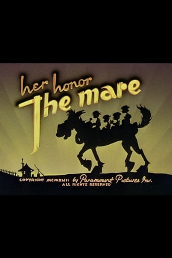 Poster of Her Honor, the Mare