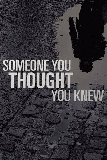 Watch Someone You Thought You Knew Online Free Movie Now