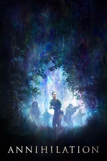 Poster of Annihilation