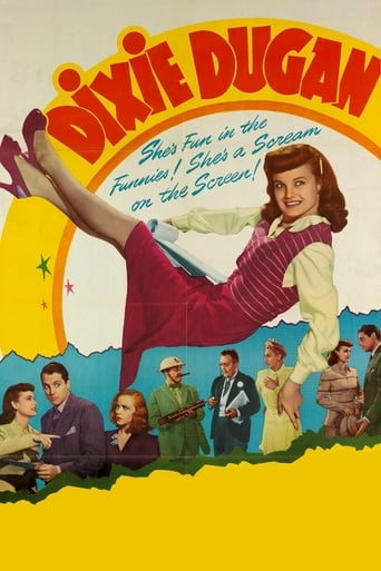 Poster of Dixie Dugan