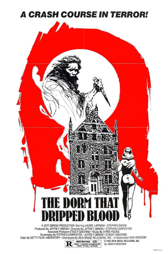 Poster of The Dorm That Dripped Blood