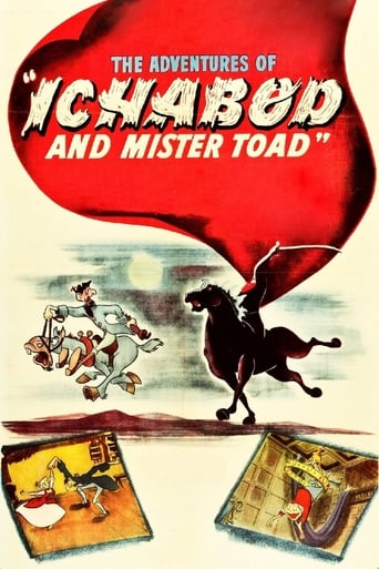 Poster of The Adventures of Ichabod and Mr. Toad