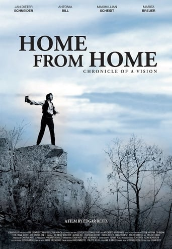 Poster of Home from Home – Chronicle of a Vision