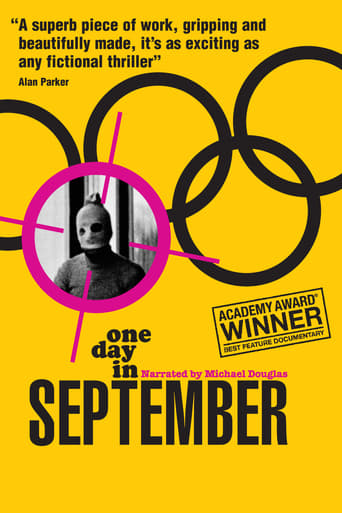 Poster of One Day in September