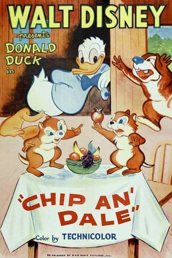 Poster of Chip an' Dale