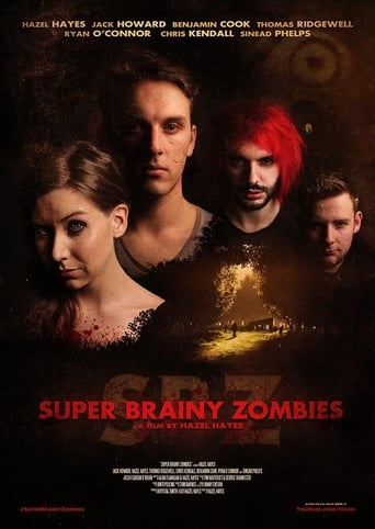 Poster of Super Brainy Zombies