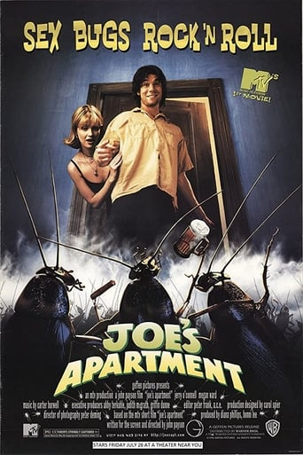 Poster of Joe's Apartment