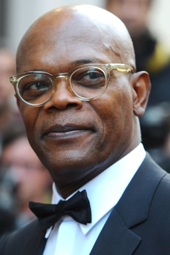 Profile picture of Samuel L. Jackson