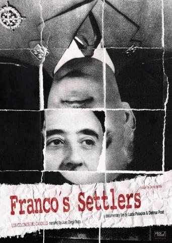 Poster of Los colonos del Caudillo