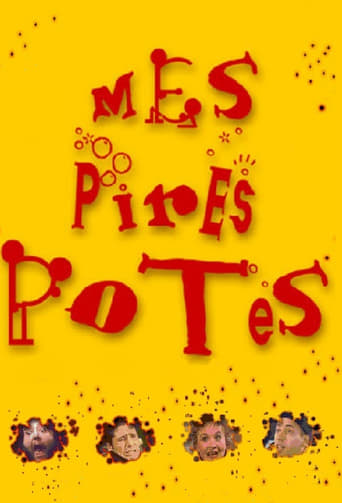 Poster of Mes pires potes