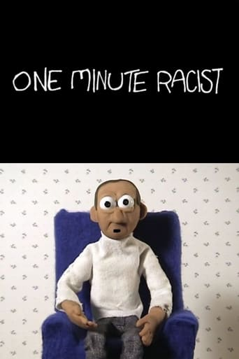 Poster of One Minute Racist