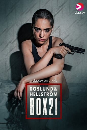 Roslund & Hellström: Box 21 1ª Temporada Completa Torrent (2020) Legendado WEB-DL 1080p – Download