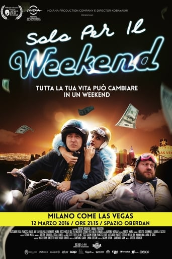 Poster of Solo per il weekend