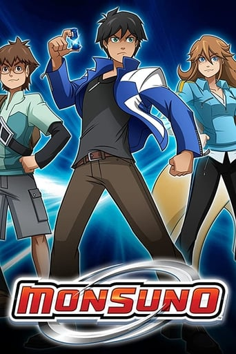 Monsuno - Action & Adventure / 2012 / 3 Staffeln