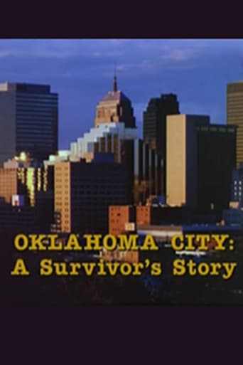 Poster of Oklahoma City: A Survivor's Story