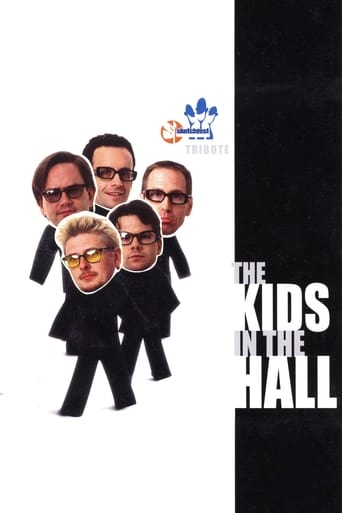 Poster of Kids in the Hall: Sketchfest Tribute