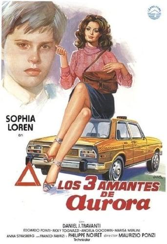 Poster of Los tres amantes de Aurora