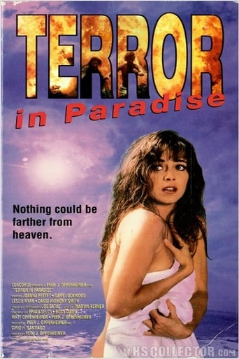 Poster of Terror In Paradise