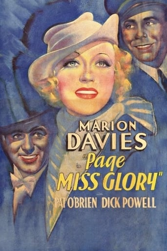 Poster of Page Miss Glory