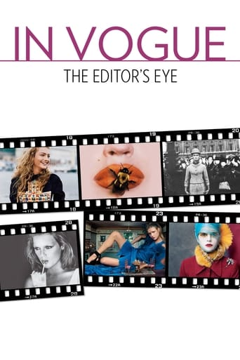 Poster of In Vogue: The Editor's Eye