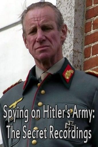 Poster of Espiando al ejército de Hitler