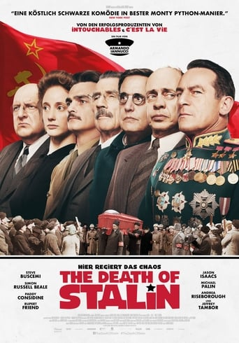 The Death of Stalin - Komödie / 2018 / ab 12 Jahre