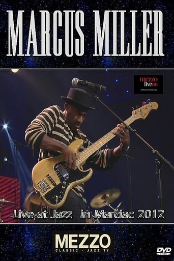 Poster of Marcus Miller - Live at Jazz in Marciac 2012