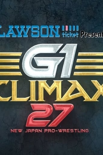 G1 Climax 27 - Day 9 Movie Poster