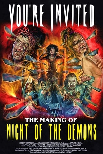 Poster of You're Invited: The Making of Night of the Demons