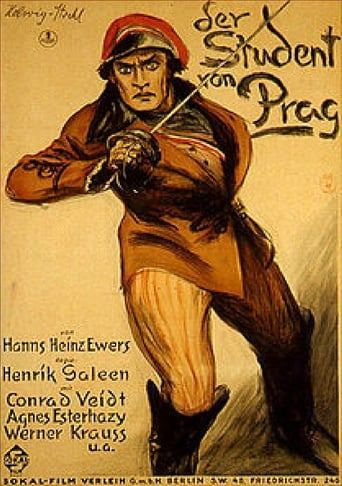 Poster of The Student of Prague