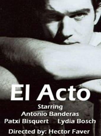 Poster of El acto