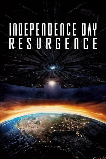 Poster of Independence Day: Resurgence