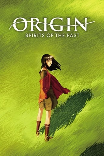 Poster of Origin: Spirits of the Past