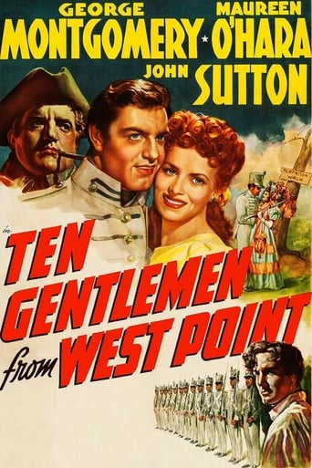 Poster of Ten Gentlemen from West Point