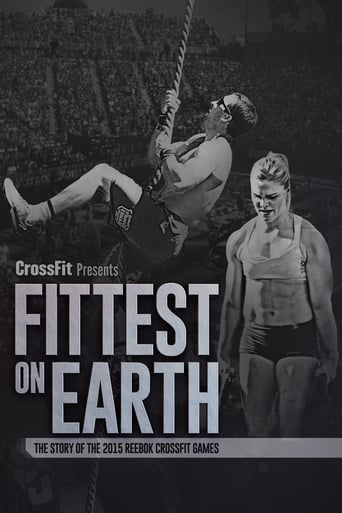 Watch Fittest On Earth (The Story of the 2015 Reebok CrossFit Games) full movie downlaod openload movies