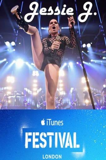 Poster of Jessie J. - iTunes Festival 2014