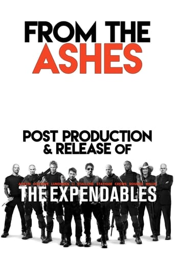 Poster of From the Ashes: Post-Production and Release of 'The Expendables'