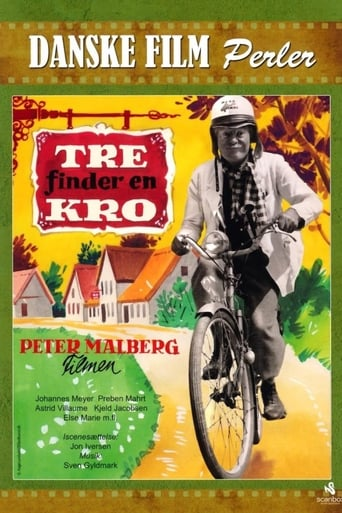 Poster of Tre finder en kro