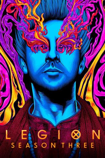 Legião 3ª Temporada - Poster