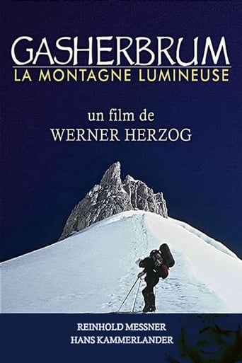 Poster of The Dark Glow of the Mountain