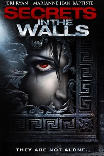 Poster of Secrets in the Walls